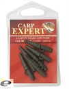 CARP EXPERT SAFETY LEAD CLIPS WITH TAIL RUBBER - фото 4818