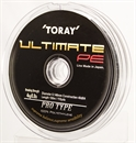 Toray ULTIMATE PE Multicolor 100м 0,37мм - фото 7121